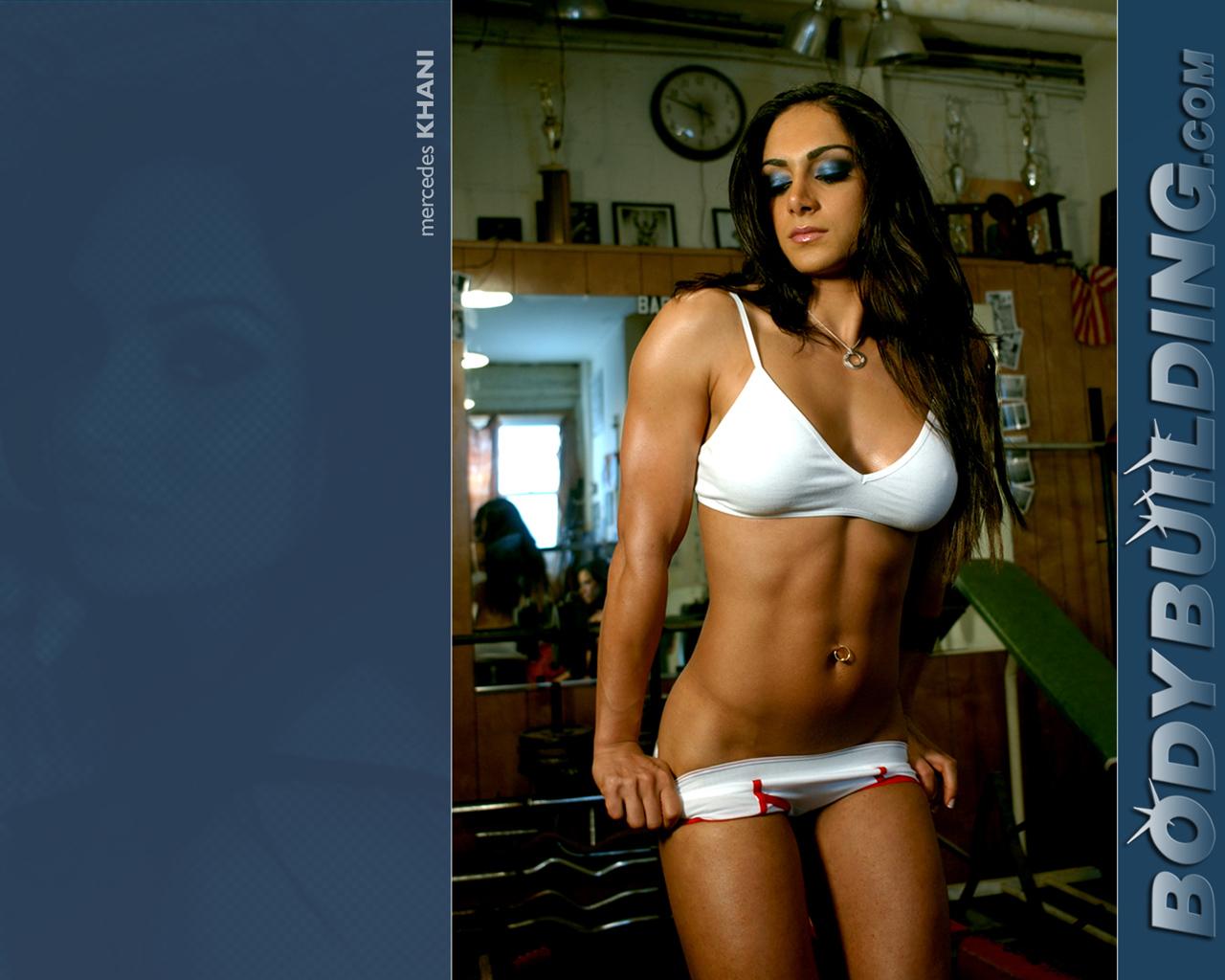 Фото девушки бодибилдинг фитнес 7 фотография