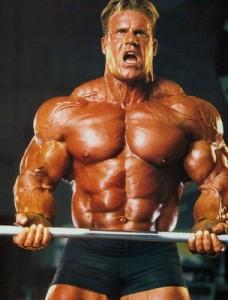 Если мышцы забились, значит они выростут?