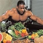 Видео о питании культуриста в разные периоды