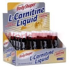 Немного о L-карнитине