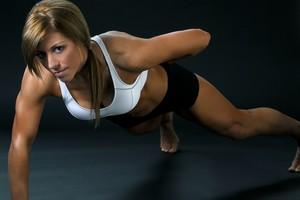 Валентина Забияка делится секретами женских тренировок