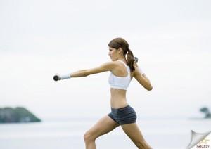 Видео упражнений для утренней зарядки