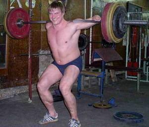 Алексей Обыденнов - ещё один пример для мотивации
