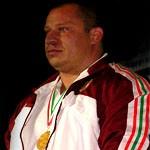 Видео подготовки Ласло Межароша - главного конкурента Владимира Кравцова на Евролифтинге 2011