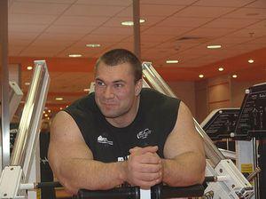 Игорь Педан - стронгмен и будущий персональный тренер