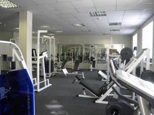 Фитнес-клуб Динамит