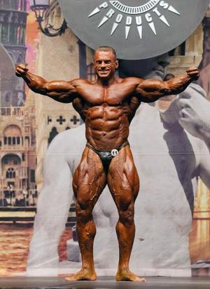 Евгений Мишин - Российский атлет, выступающий на Олимпии
