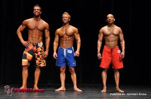 Men Physique - новая категория в бодибилдинге специально для пляжников