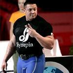 Видео выступления Михаила Кокляева на чемпионате России по тяжелой атлетике