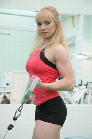 Таисия Кузнецова - трехкратная чемпионка мира по пауэрлифтингу