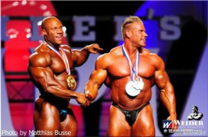 Результаты Олимпии 2011 - Катлер уступил Филу Хиту