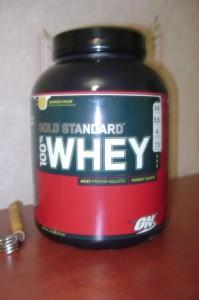 Обзор протеина 100% Whey Protein Gold Standart