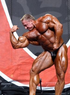 Маркус Рул - немецкий монстр массы