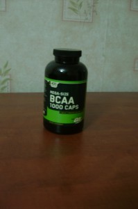 Обзор аминокислот BCAA от Optimum Nutrition