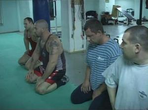 Силовая тренировка гирями от Сергея Бадюка