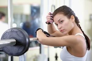 Дневник тренировок девушки в тренажерном зале. Часть 2