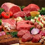 Сравнение количества витаминов в фруктах и мясных продуктах