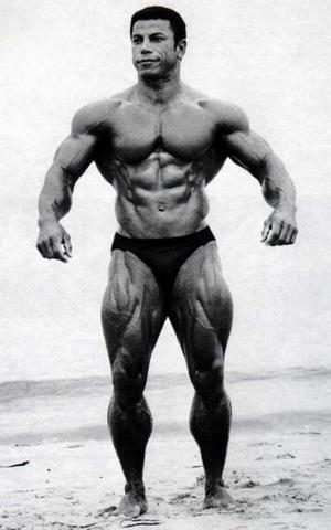 Мистер Олимпия - победители за все годы конкурса