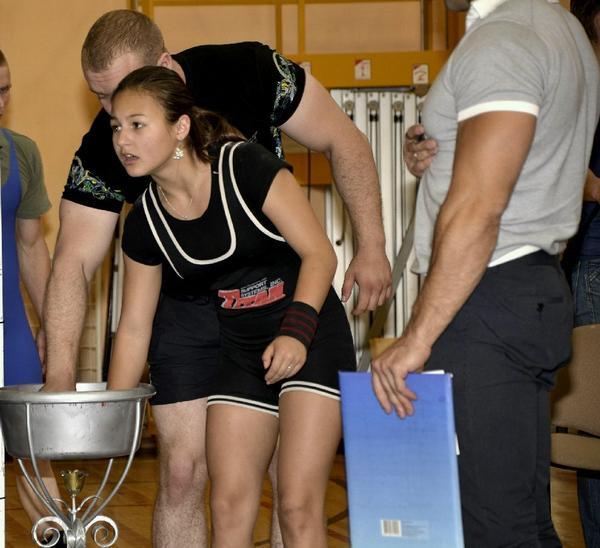 Результаты чемпионата России по русскому жиму