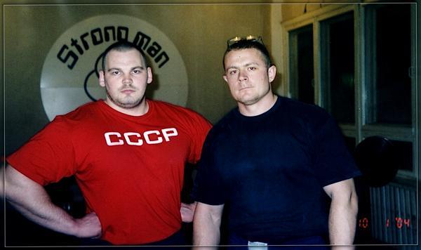 Сергей Длужневский и Алексей Костылев - МСМК по жиму лежа