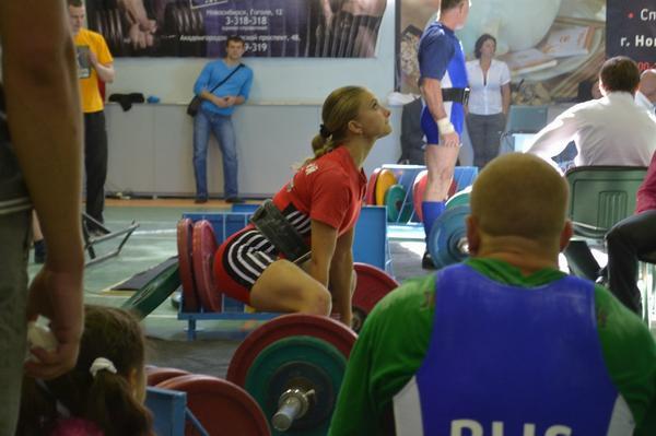 Итоги выступления томских спортсменов на кубке Европы по жиму лежа