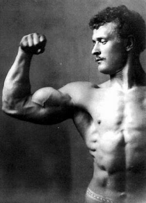 Евгений Сандов - основоположник бодибилдинга