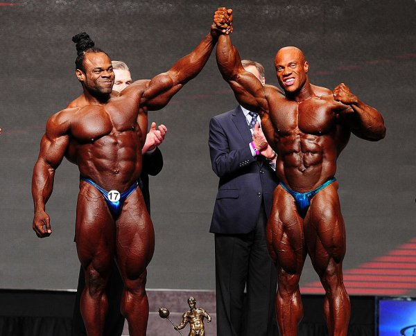 Результаты Олимпии 2012 - Фил Хит снова первый