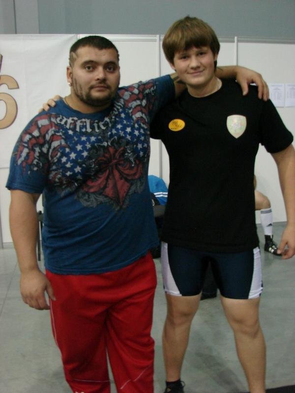 Евгений Ярымбаш, Епихин Илья
