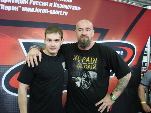 Ковалев Михаил, Сергей Бадюк
