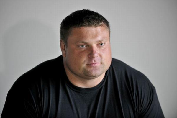 Жидрунас Савицкас - биография Литовского богатыря