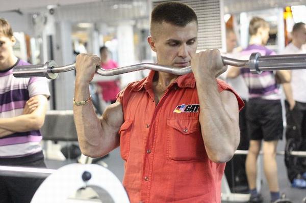 Александр Вишневский - биография тренера чемпионов