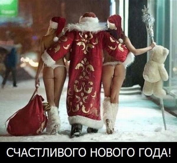 С наступающим Новым 2013 годом!