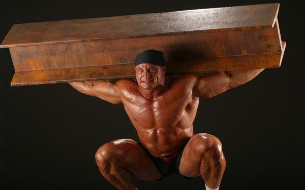 Мариуш Пудзяновский биография известного стронгмена и великолепного бойца MMA