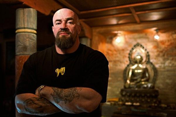 Сергей Бадюк в Таиланде