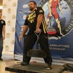 Заочный любительский турнир по армлифтингу - Русский Танк 2013