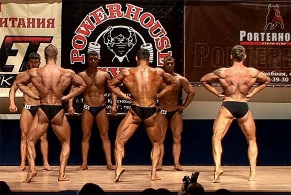 Результаты Чемпионата Томской области по бодибилдингу и фитнесу 2013