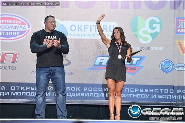 Результаты Кубка России по бодибилдингу 2013