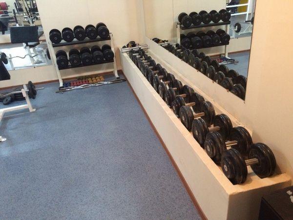Импульс - новый фитнес-клуб в Томске